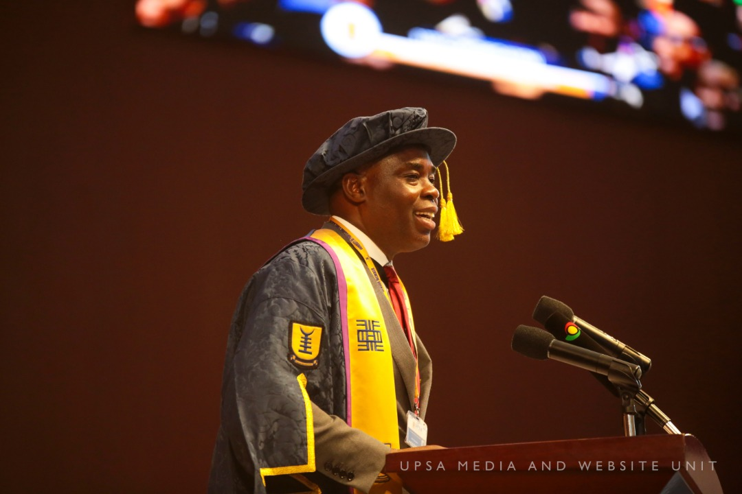 Prof. Okoe Amartey