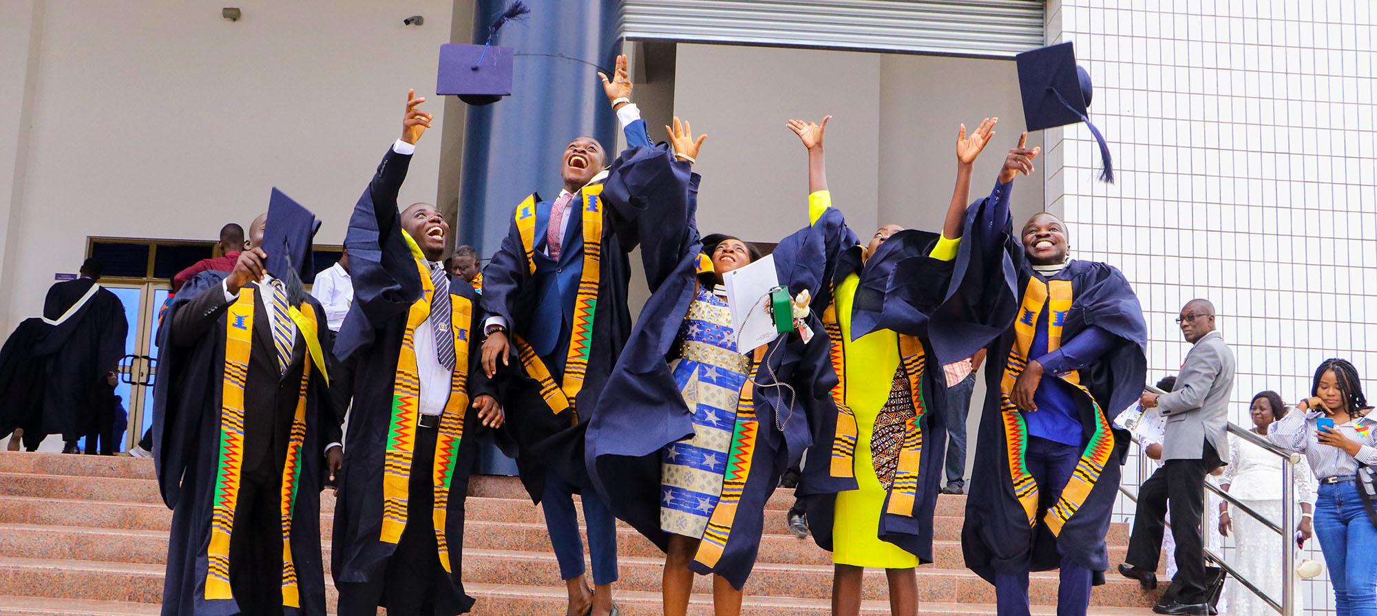 UPSA Graduation