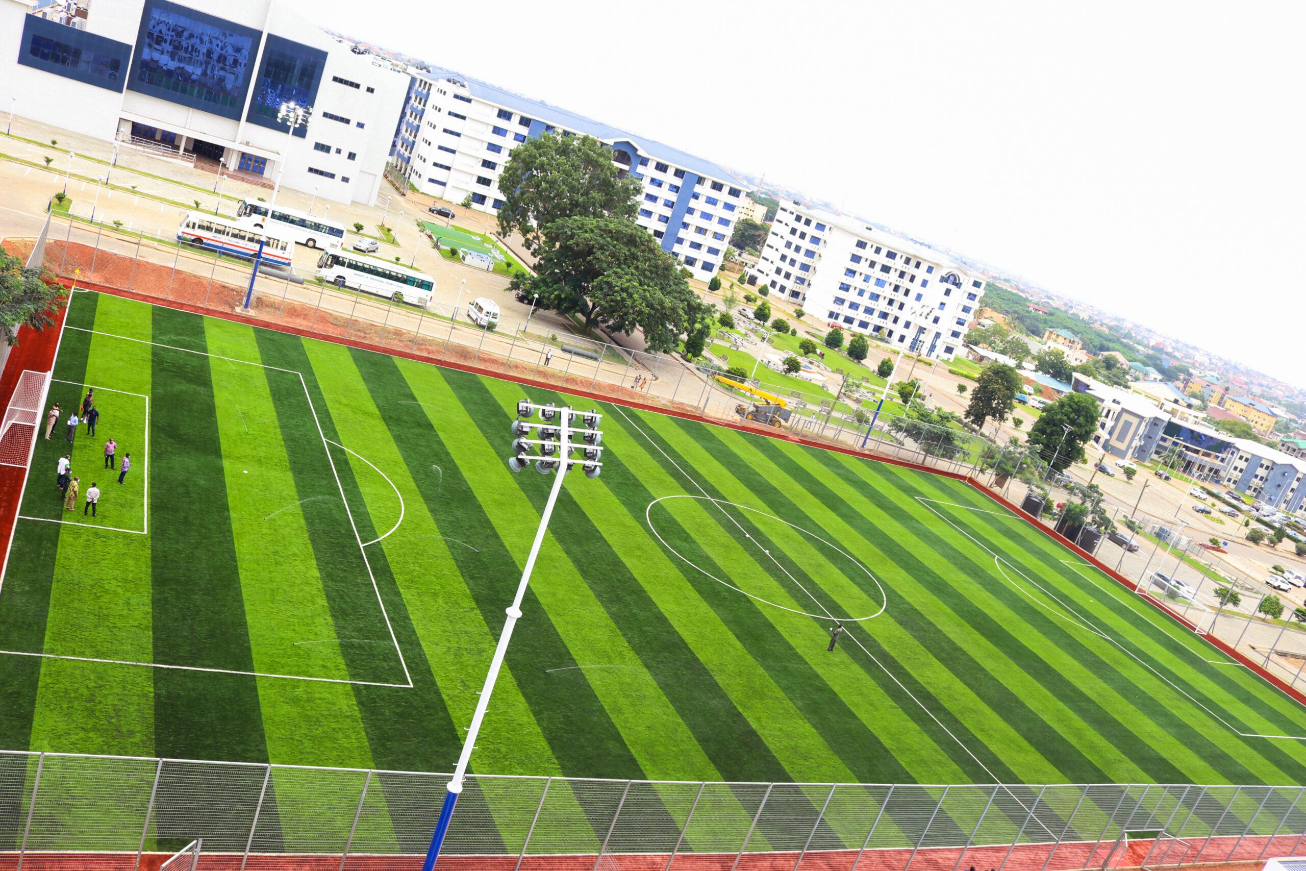UPSA AstroTurf Stadium