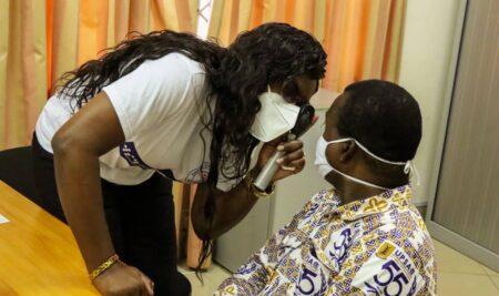 UPSA marks International Sight Day with free eye screening