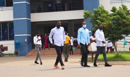 Daily Graphic endorses UPSA's directive for 'decent dressing' on campus