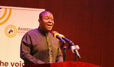 Nana Akomea inspires UPSA students to 'think outside the box'