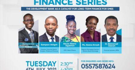 Devt of Finance Series