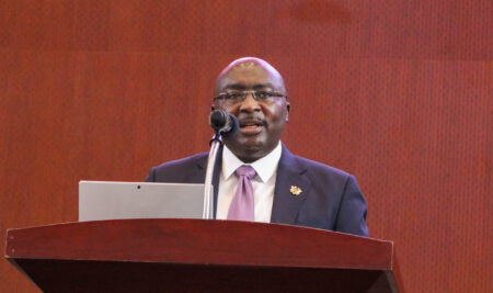 Use your intellect and knowledge to solve problems – Dr. Bawumia to UPSA graduates
