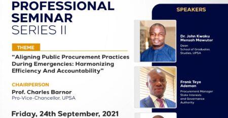 Professional Seminar 2x